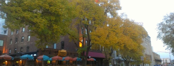 Tuggs River Saloon is one of Patio's in Minneapolis.