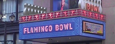Flamingo Bowl is one of Rob's Liked Places.