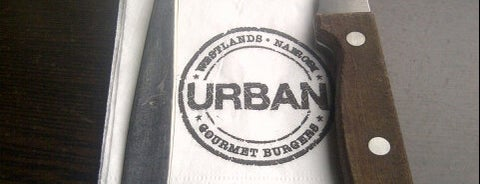 Urban Gourmet Burger is one of Lugares guardados de Francis.