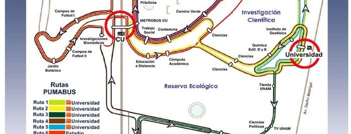 Paradero Metro Universidad is one of Lugares favoritos de Ricardo.