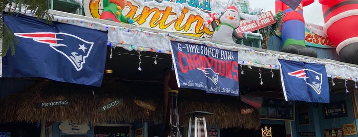 Pacific Beach Cantina is one of Nick's Bar Crawl in San Diego.