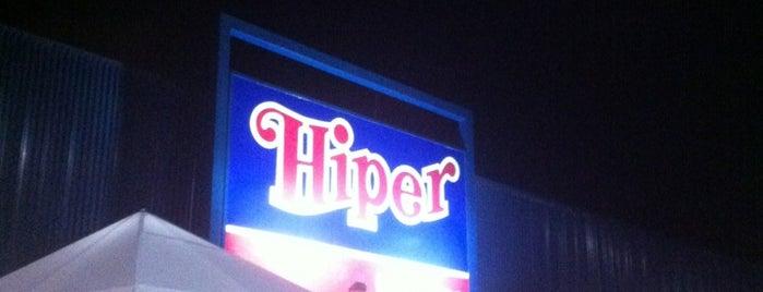 Hiper Bompreço is one of Lieux qui ont plu à Andréa.