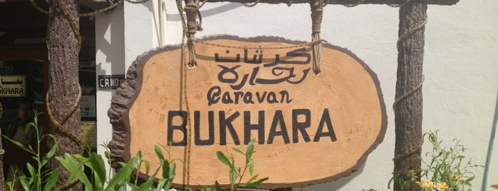 Bukhara Restaurant is one of Qatar.