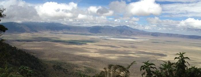 Ngorongoro Crater is one of Posti che sono piaciuti a Dmitry.