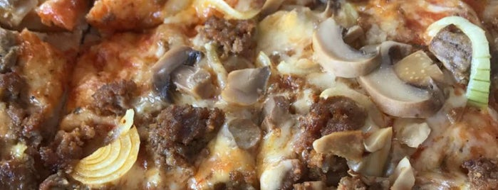 Napoli Pizzeria is one of Norway.