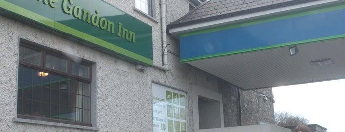 The Gandon Inn is one of Locais curtidos por William.