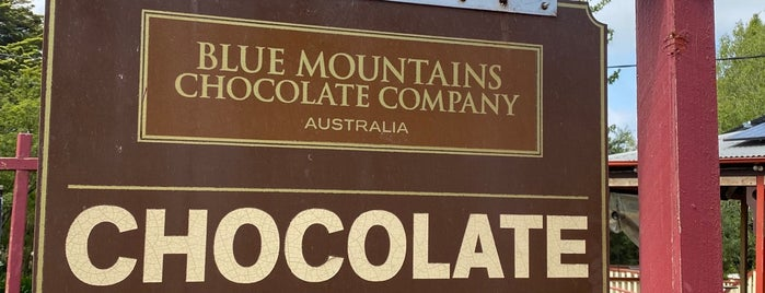Blue Mountains Chocolate Company is one of Sydney.