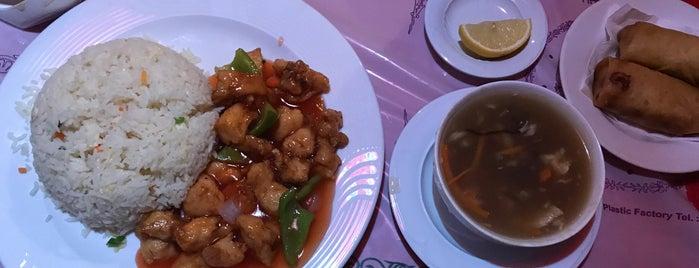 مطعم بكين الصيني is one of Soly'un Kaydettiği Mekanlar.
