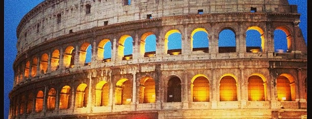 Coliseo is one of roma 2015.