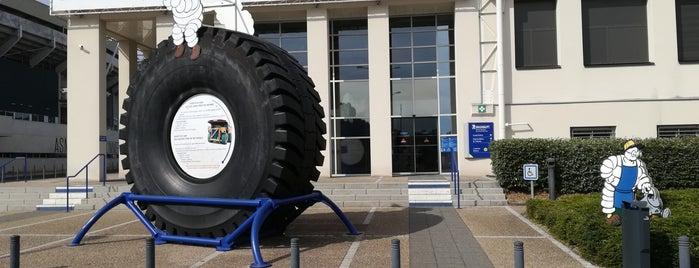 L'Aventure Michelin is one of สถานที่ที่บันทึกไว้ของ Beum.