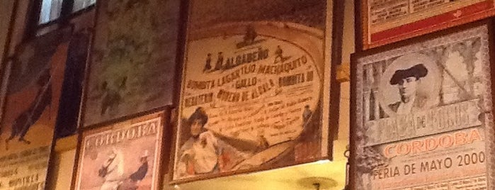 Taberna San Miguel 'El Pisto' is one of where to eat in cordoba spain.