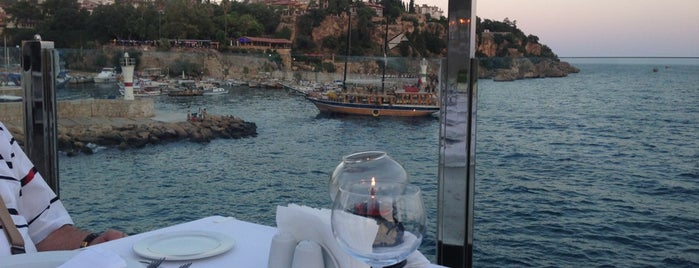Club Arma Restaurant is one of Antalya my to do list.