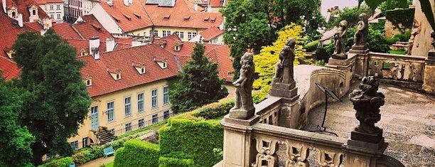 Palatial Gardens Below Prague Castle is one of Praha Visit.