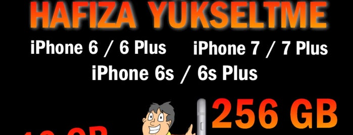 Sarsan İletişim Iphone Servisi is one of Altunさんのお気に入りスポット.