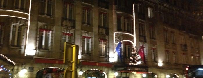 Hôtel Du Parc is one of Les Eurockeennes.
