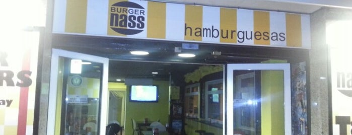 Burger Nass is one of Hamburguesas de Barcelona.