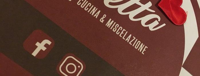 Polpetta Cucina & Miscelazione is one of Roma Capitale.