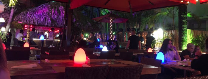 LimeTree Lounge is one of Miami.