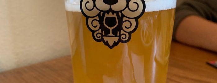 Little Beast Brewing Beer Garden is one of West Coast '19.