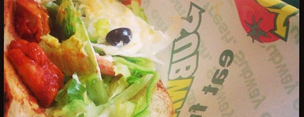SUBWAY 三条烏丸店 is one of LP.