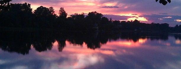 Суздальские озера is one of Lieux qui ont plu à Katia.