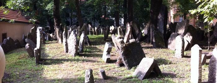 Alter Jüdischer Friedhof is one of When in Prague.