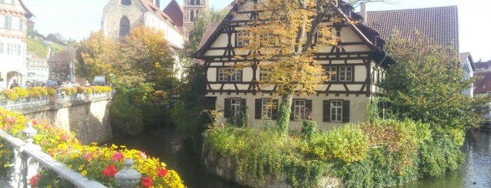 Esslingen am Neckar is one of Pasavulさんのお気に入りスポット.