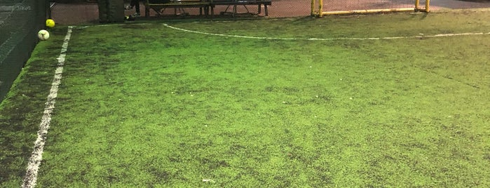 Planet Futsal is one of Onnie 님이 좋아한 장소.