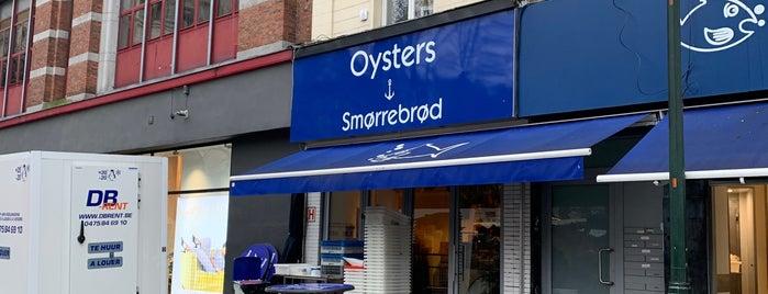 Oysters & Smørrebrød is one of Natalya 님이 좋아한 장소.