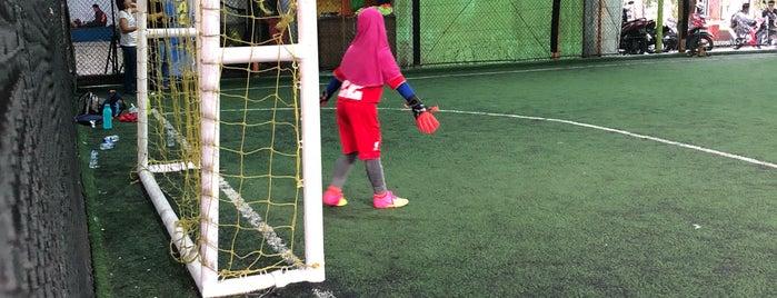 Planet Futsal is one of Posti che sono piaciuti a Onnie.