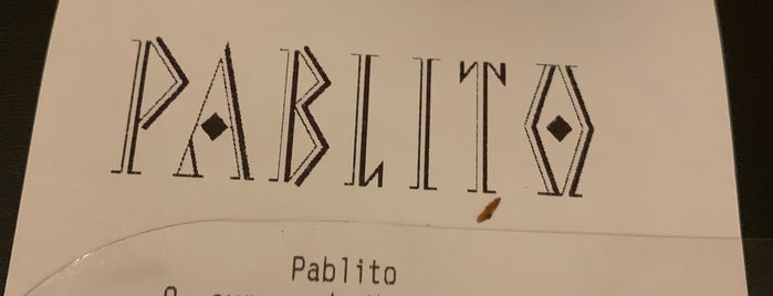 Pablito is one of Sophieさんのお気に入りスポット.