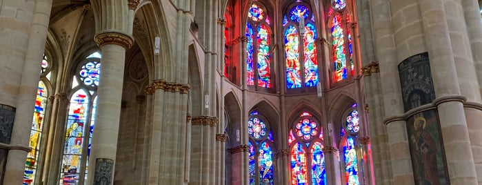 Trier Cathedral is one of Around Rhineland-Palatinate.
