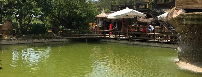 Saklı bahçe is one of balıkesir.