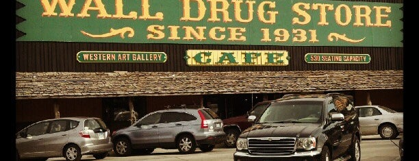 Wall Drug is one of Revisiting the Great Road Trip to SD.