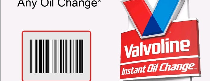 Valvoline Instant Oil Change is one of Tempat yang Disukai Lovely.