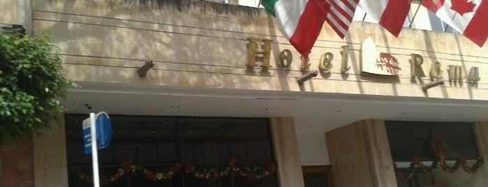 Hotel Roma is one of Orte, die Alvarock gefallen.