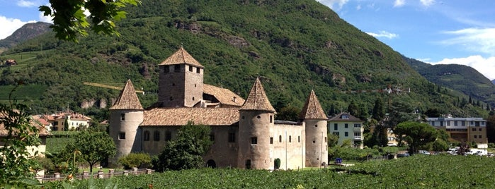 Castel Mareccio is one of Italy.