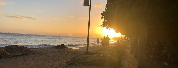 Kiamama Beach is one of The Beaches in Hawaii.