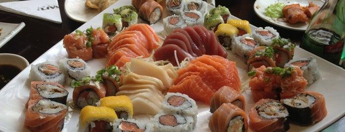 Naru Sushi is one of Lieux qui ont plu à Nicolau.