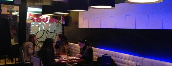 Sabor Lounge Restaurant is one of Lugares guardados de Antonio.