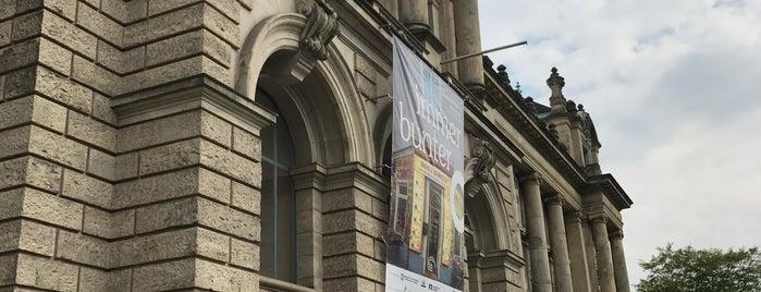 Niedersächsisches Landesmuseum is one of Hannover.