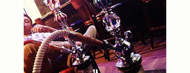 Kush is one of Hookah.