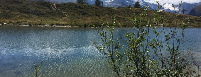 Leisee is one of Zermatt.