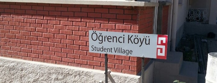 AGU Student Village is one of Tempat yang Disukai Albert.
