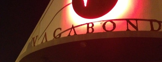 The Vagabond is one of Miami Nightlife.