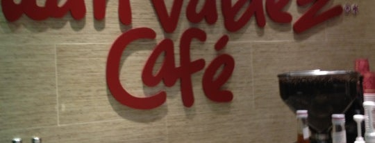 Juan Valdez Café is one of Lieux qui ont plu à Alberto J S.