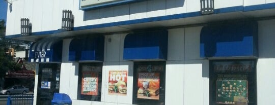 White Castle is one of Tempat yang Disukai Brian.