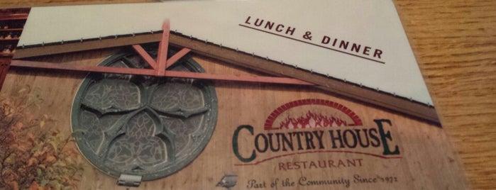 Country House Restaurant is one of Orte, die Donna gefallen.