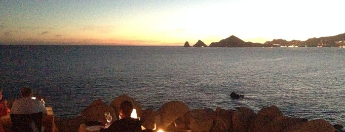 Sunset Da Mona Lisa is one of Los cabos.