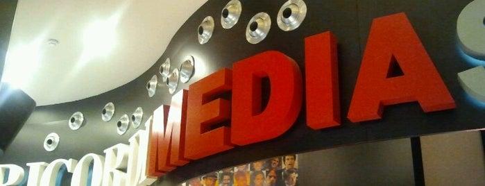 Ricordi Mediastore is one of Bagni pubblici e/o gratuiti di Milano.